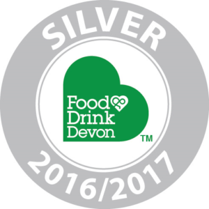 Food & Drink Silver Award 2016