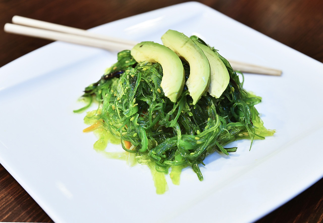 Reasons to eat Seaweeds