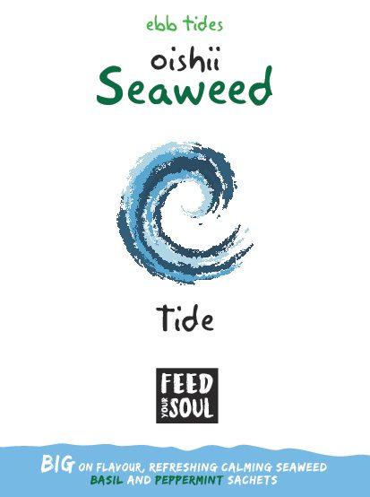Oishii Tide Seaweed Sprinkles 1