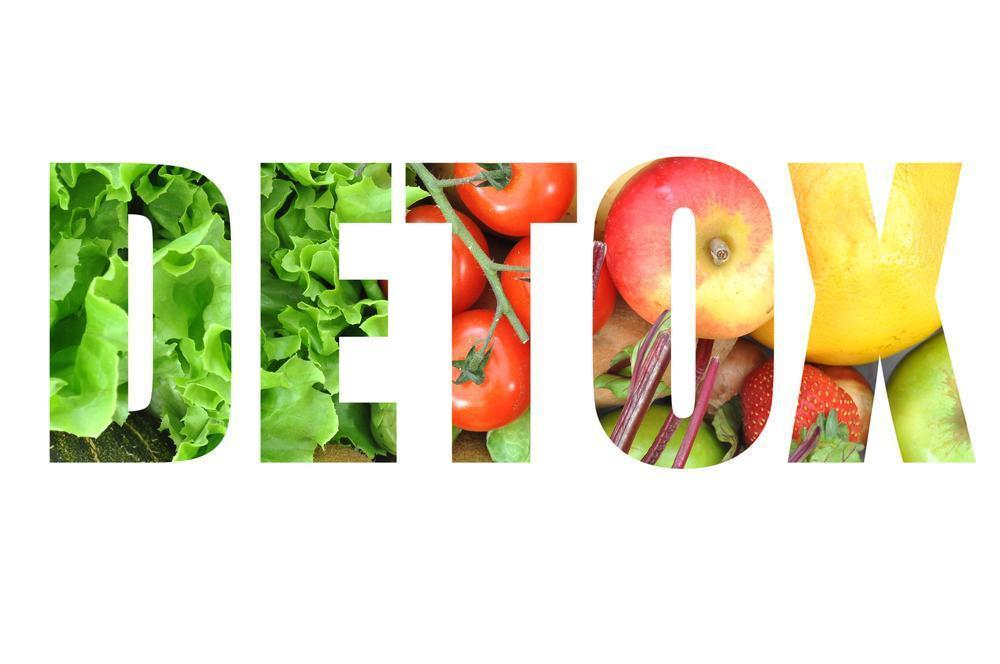 Super Detox from the Inside from day 1 2