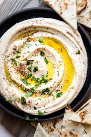 Add nutrition to your hummus by adding seaweed