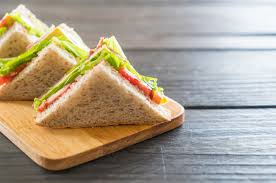 Vegan alternative to the BLT Sandwich - DLT Dulse Lettuce and Tomato Sandwich