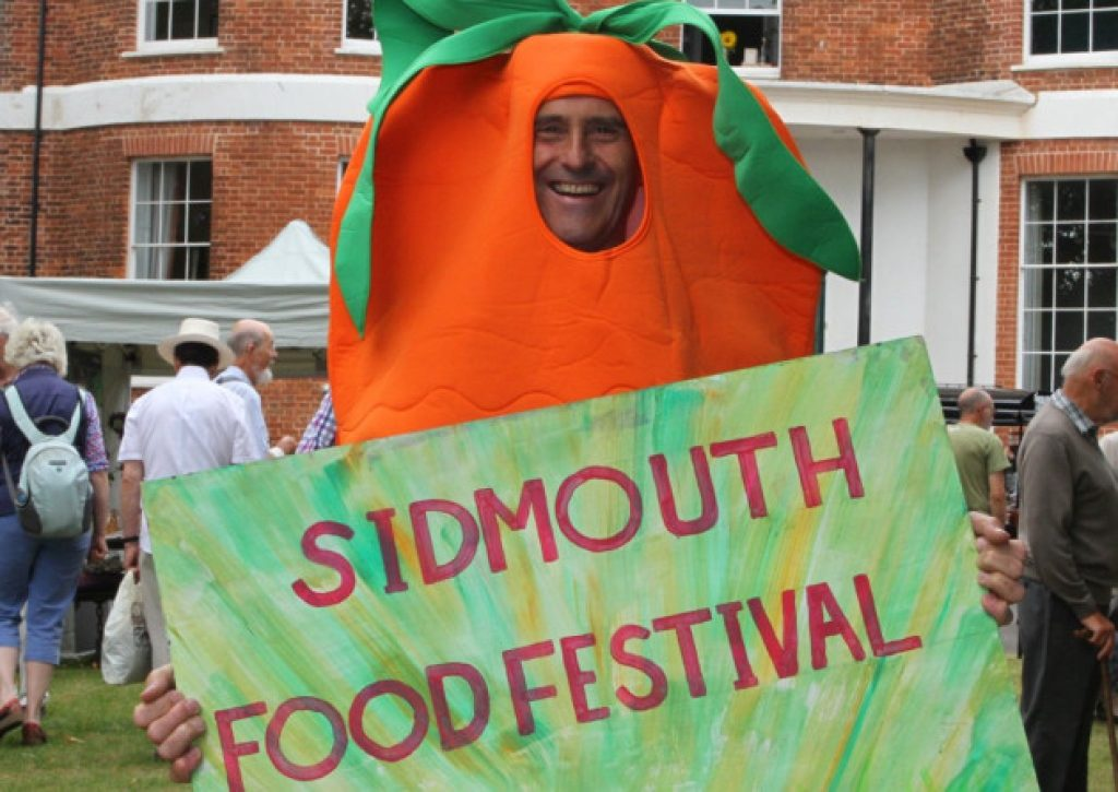 Sidmouth Food Festival 1