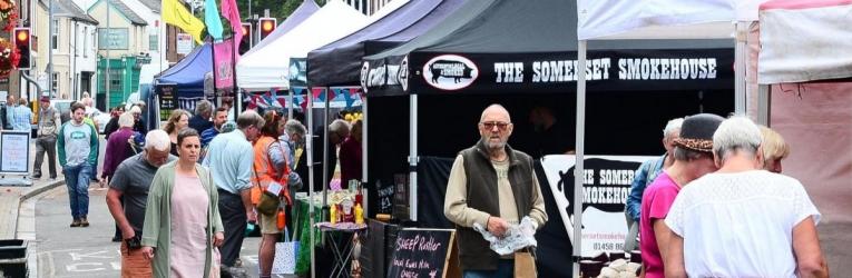 Ebb Tides Seaweeds Among 90 Super Traders at Wellington Festival 1