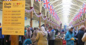 Ebb Tides Seaweeds at North Devon Food Fest 2016