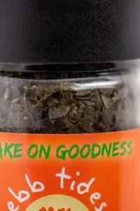 Low Salt Goodness of Ebb Tides Kelp an Umami Flavour ideal for miso soup