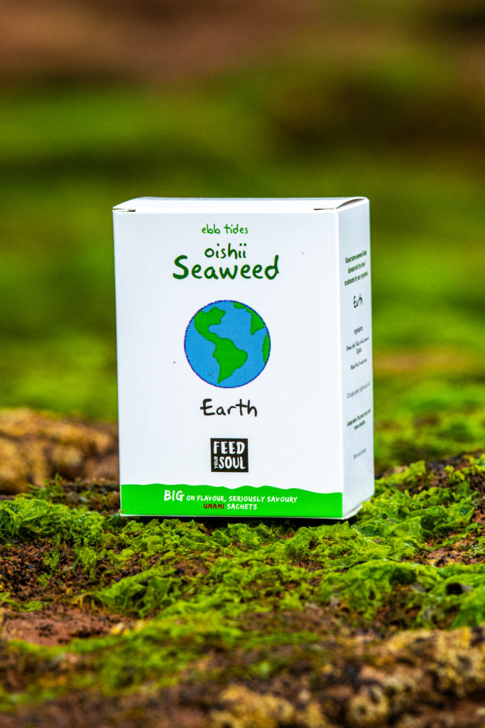 Create Delicious Seaweed Stocks with Earth.... 2