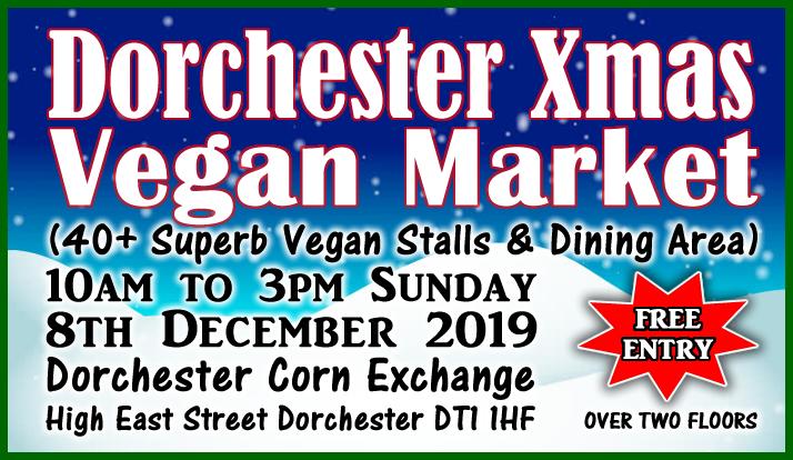 Dorchester Xmas Vegan Market 5
