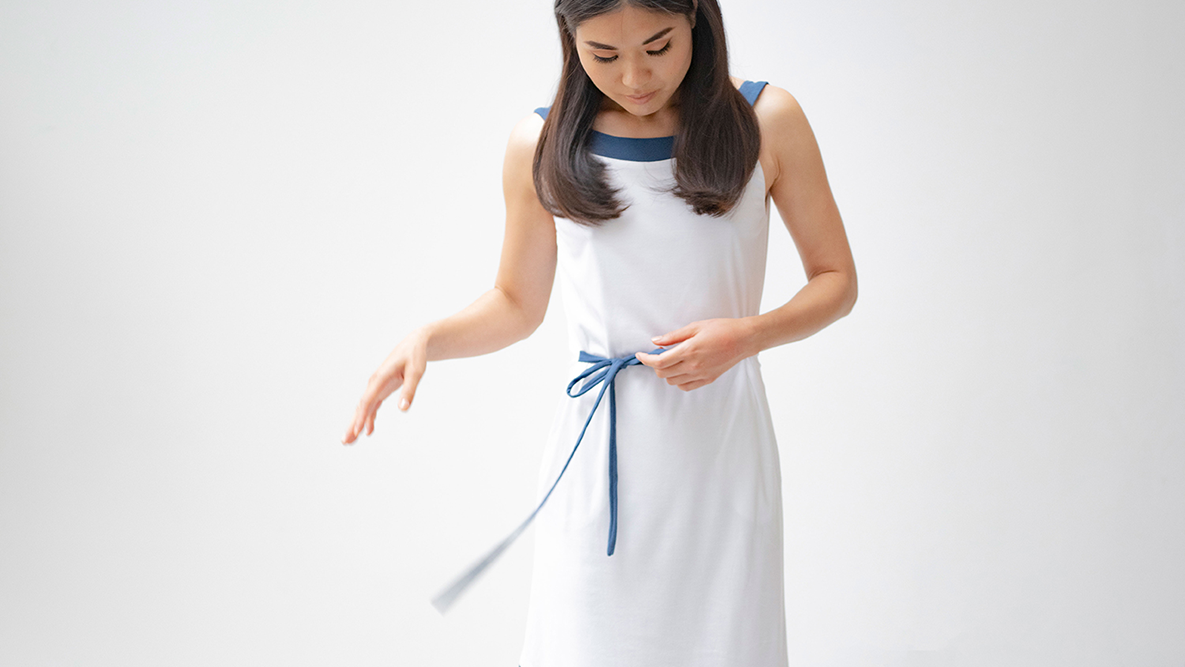 Seaweed Sleepwear helps protect Skin 1