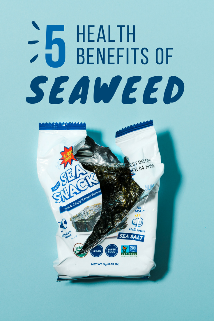 5 Seaweed Benefits